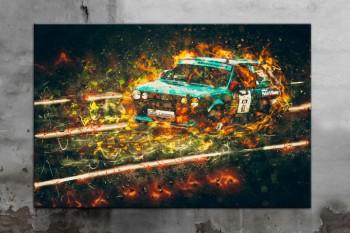 """Bergrennen VW 501"" #aut2014sp-08"