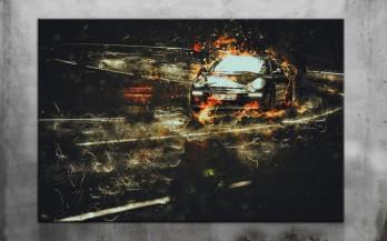 """""""Bergrennen PORSCHE"""" #aut2014sp-09"""