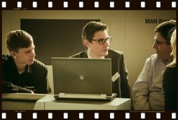 Screenshot aus den Aufnahmen vom ACP Forum