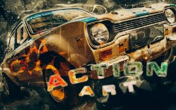 ACTIONart (ARTprint)