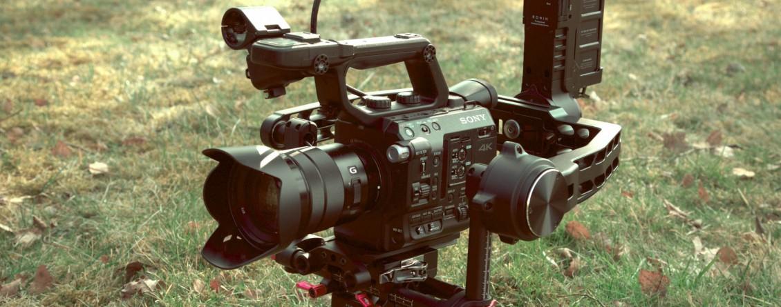 Ferngesteuerte Seilkamera mit bis zu 45kmh Geschwindigkeit. 4K UHD, Super-Slowmotion.