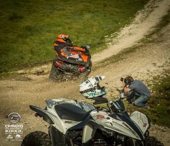 making off CF Moto 2015
