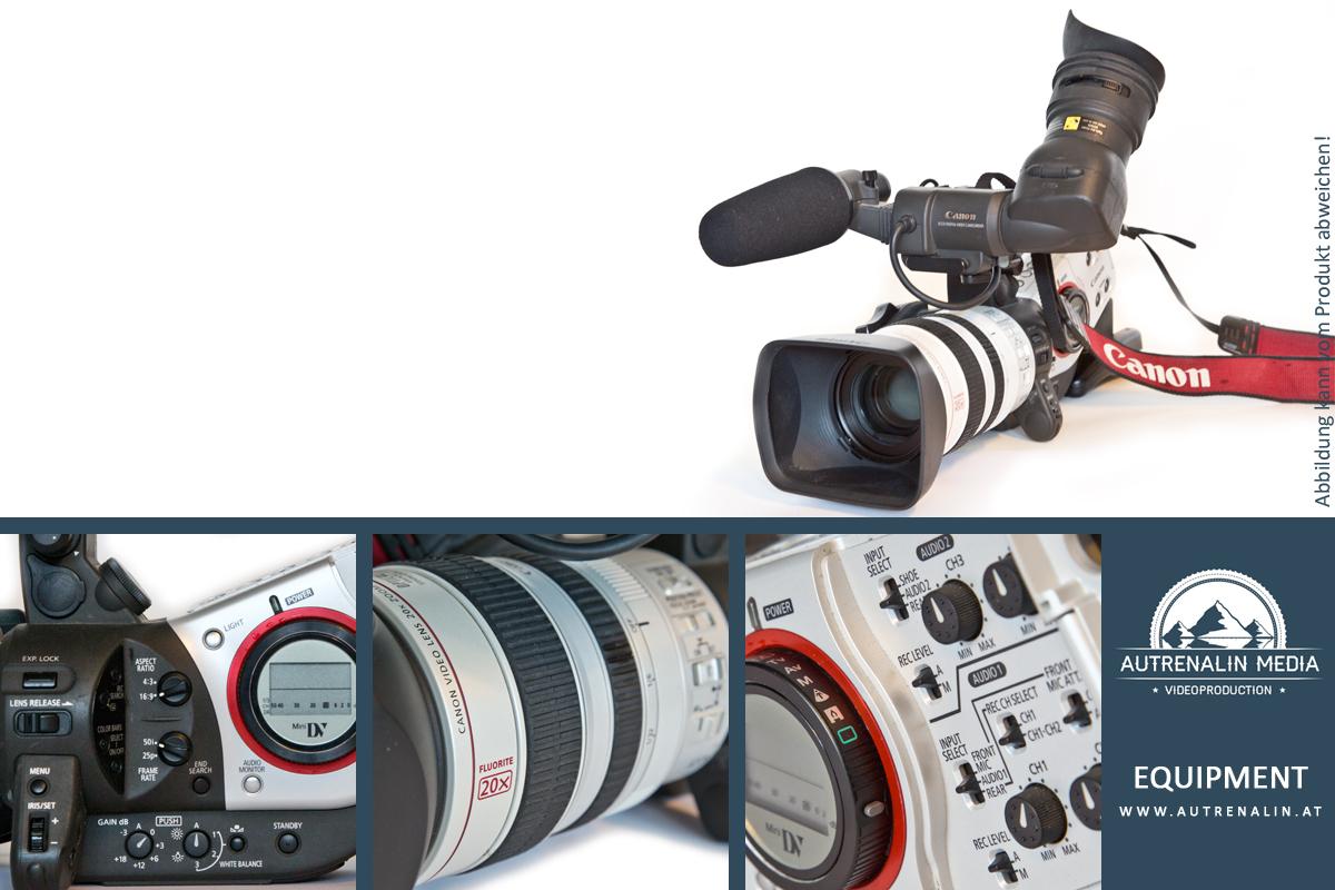 Canon_Camcorder_XL2_miniDV_AUTrenalinMEDIA