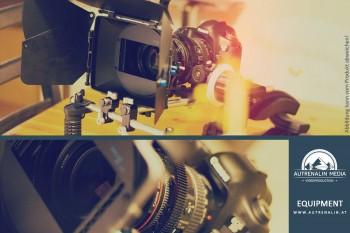 Photo- und Videoequipment professionell mieten. AUTrenalin MEDIA hat seinen Standort in Salzburg und ist somit zentral gelegen in Europa. Auch besteht die Leistung für weltweite Transportmöglichkeiten und Locationservice.