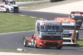 AUTrenalin MEDIA - Truck Race Trophy - Spielberg