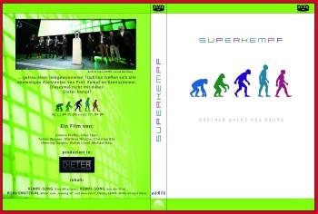 DVD-Druckvorlage