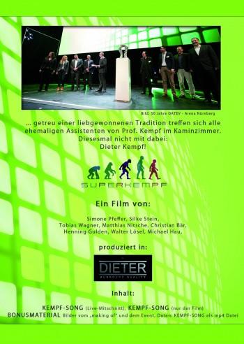 DVD-Rückseite