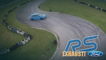 The new FOCUS RS in action.