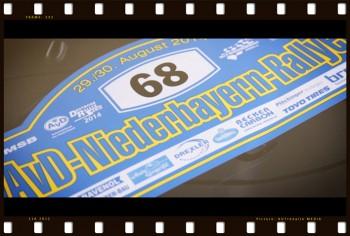 Michael Fischer - Niederbayern Rallye 2014
