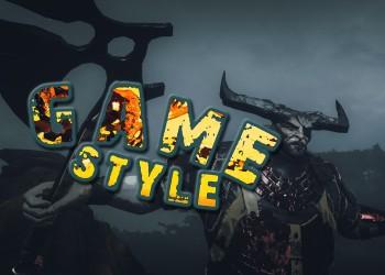 GAME-Style ARTprint