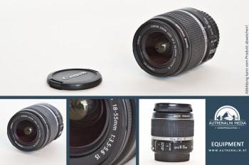 Objektiv-EFS18-55