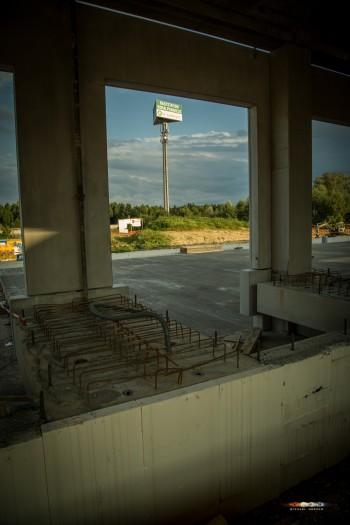 Baustelle Sattledt 08