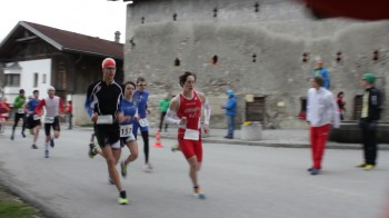 Internationaler Duathlon Mils